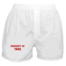 Property of TARA Boxer Shorts