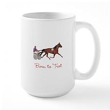 Born to Trot Coffee Mug