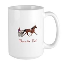 Born to Trot Mug