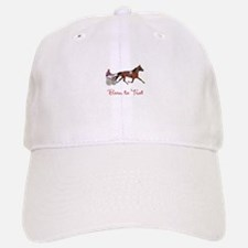 Born to Trot Baseball Baseball Cap