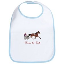 Born to Trot Bib