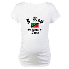 I rep St Kitts Shirt