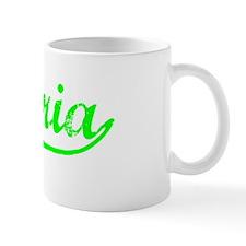 Vintage Victoria (Green) Mug