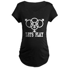 Group Sex Let's Play T-Shirt