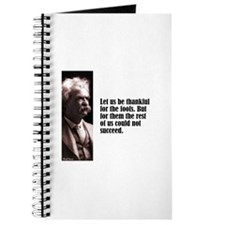 "Twain ""Thankful"" Journal"