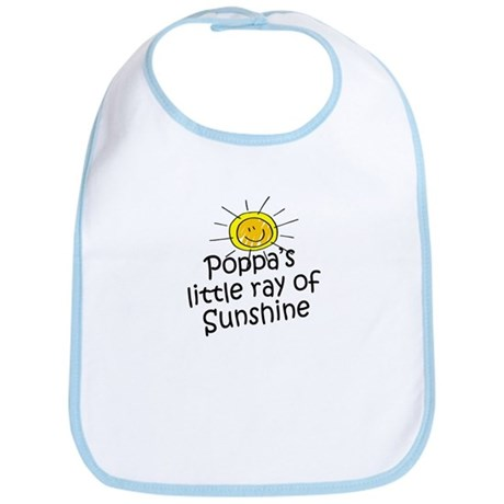 Poppa's Sunshine Bib