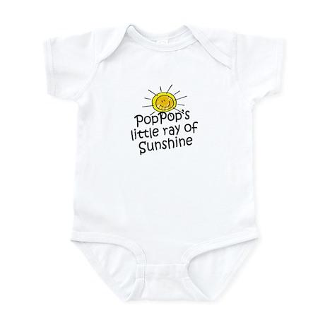 PopPop's Sunshine Infant Bodysuit