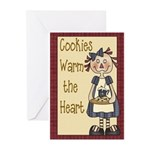 Warms the Heart Greeting Cards (Pk of 10)