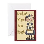 Warms the Heart Greeting Card