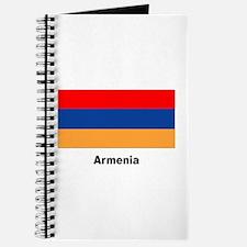 Armenia Armenian Flag Journal