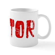 Mentor Faded (Red) Mug