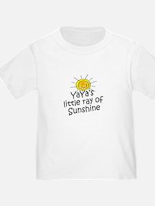 YaYa's Sunshine T