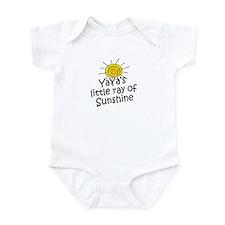 YaYa's Sunshine Onesie