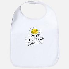 YaYa's Sunshine Bib