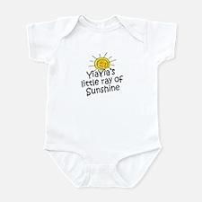 YiaYia's Sunshine Infant Bodysuit