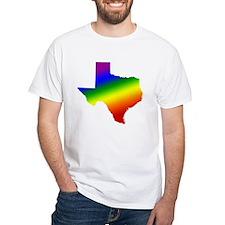 Texas Gay Pride Shirt