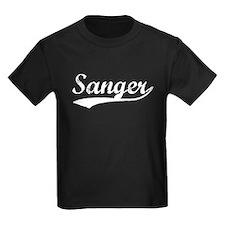 Vintage Sanger (Silver) T