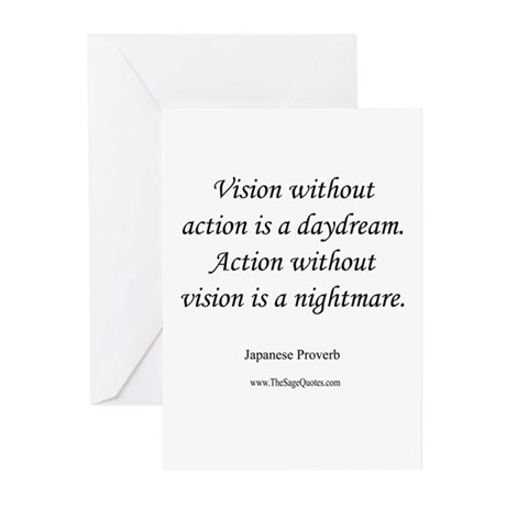 Vision Greeting Cards (Pk of 20)