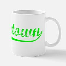 Vintage Watertown (Green) Mug