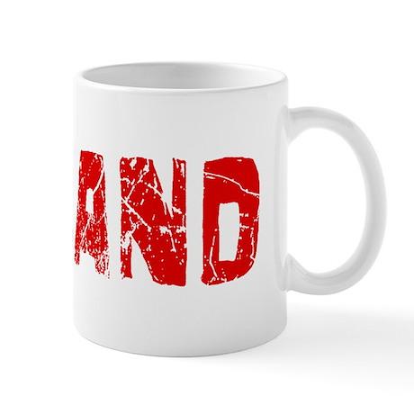 Midland Faded (Red) Mug