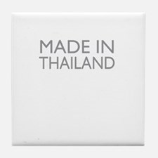 Made in Thailand Tile Coaster