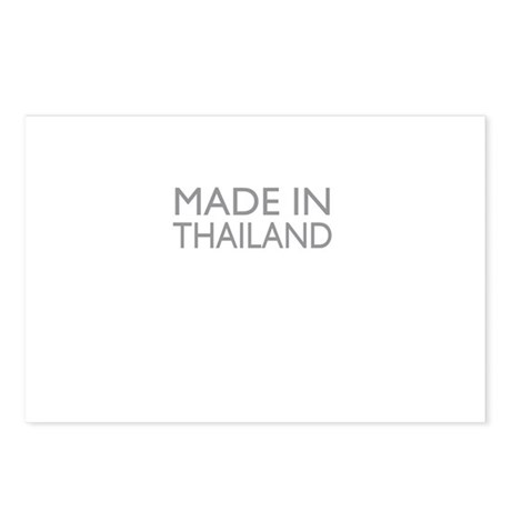 Made in Thailand Postcards (Package of 8)