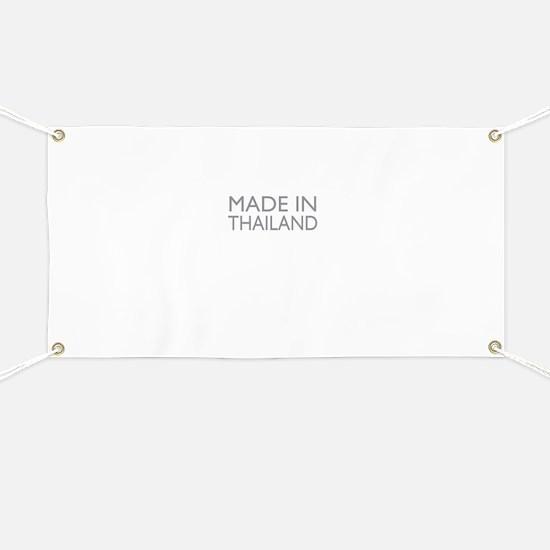 Made in Thailand Banner