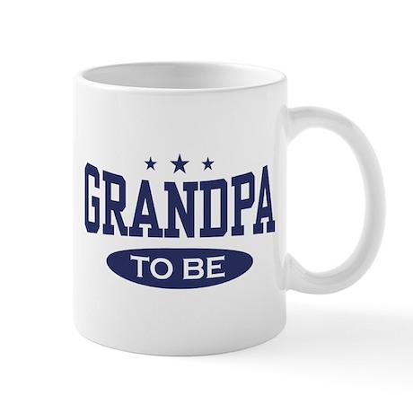 Grandpa To Be Mug