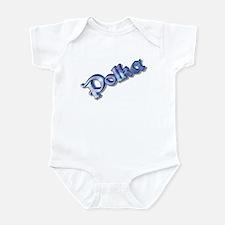 Polka Infant Bodysuit