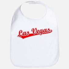 Retro Las Vegas (Red) Bib