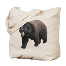 Helaine's American Black Bear Tote Bag