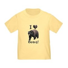 Helaine's American Black Bear T