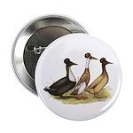 """Crested Ducks Trio 2.25"""" Button"""