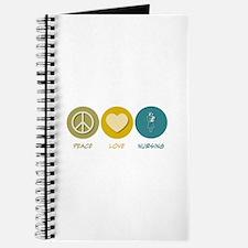 Peace Love Licensed Vocational Nursing Journal