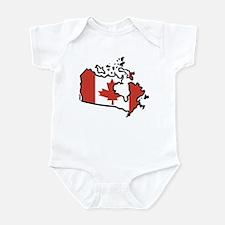 Canada Infant Creeper