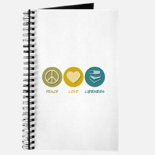 Peace Love Libraries Journal