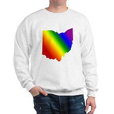 Ohio Gay Pride Sweatshirt