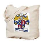 Diago Family Crest Tote Bag