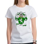 Diaz Family Crest Women's T-Shirt