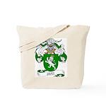 Diaz Family Crest Tote Bag