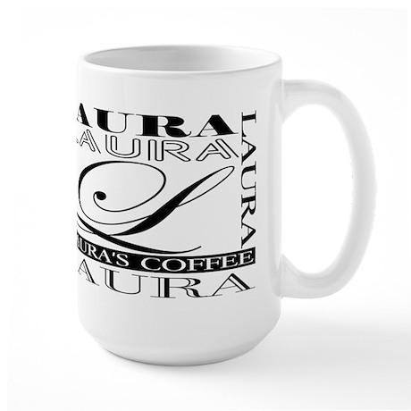 Laura's coffee, Large Mug