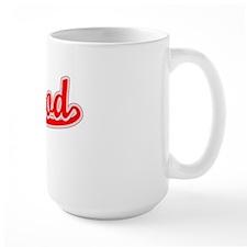 Retro Leawood (Red) Mug