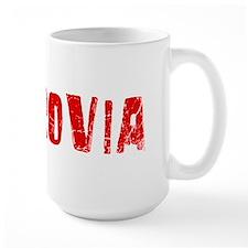Monrovia Faded (Red) Mug