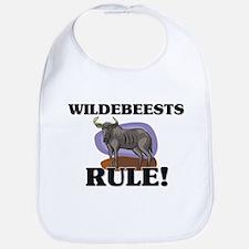Wildebeests Rule! Bib