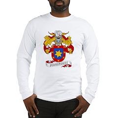 Dominguez Family Crest Long Sleeve T-Shirt