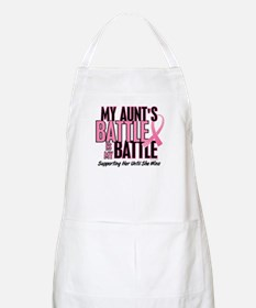My Battle 1 (Aunt BC) BBQ Apron