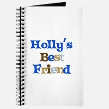Holly's Best Friend Journal