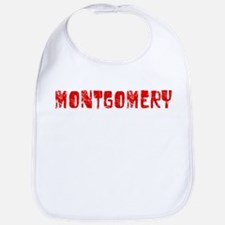 Montgomery Faded (Red) Bib