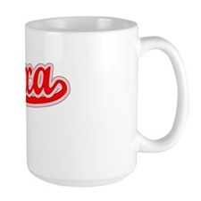 Retro Lenexa (Red) Mug