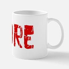 Moore Faded (Red) Mug